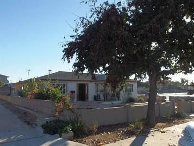 499 Queen Anne Dr, Chula Vista, CA 91911 - #: 180001718