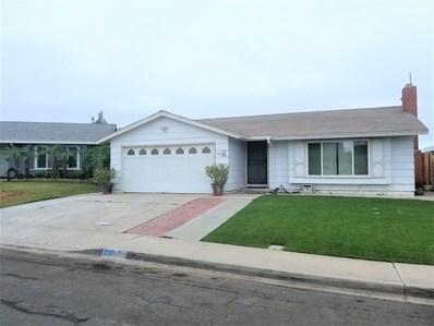 948 Blackwood Dr, San Diego, CA 92154 - #: 180040371