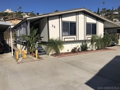 12690 Jacksonhill Dr. space 38, El Cajon, CA 92021 - #: 180041622