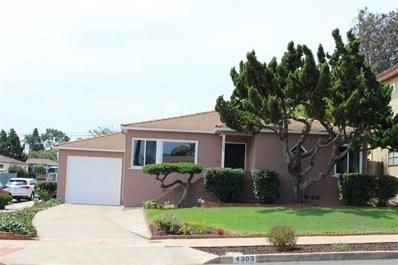 4303 Del Monte Ave, San Diego, CA 92107 - #: 180046751
