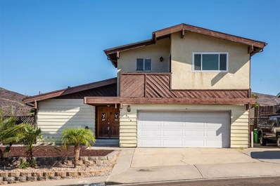 8518 KREINER WAY, Santee, CA 92071 - #: 180050629