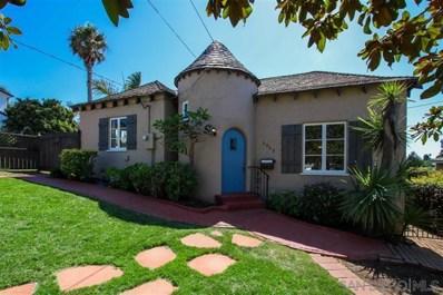 3953 Wildwood Rd., San Diego, CA 92107 - #: 180052245