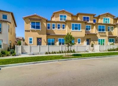 1560 Santa Carolina Rd. UNIT 1, Chula Vista, CA 91913 - #: 180052778
