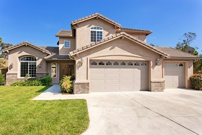 788 Hidden Sky Ct, Vista, CA 92081 - #: 180054660