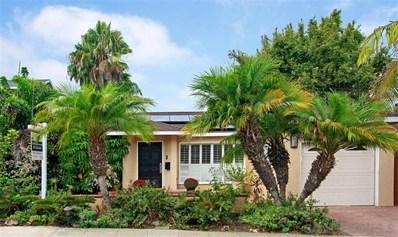1752 Redondo, San Diego, CA 92107 - #: 180055117