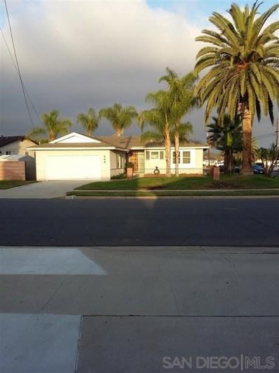 444 Alderson St, El Cajon, CA 92019 - #: 180055969