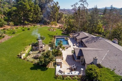 16450 Via a la Casa, Rancho Santa Fe, CA 92067 - #: 180056756