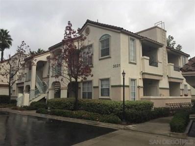 3621 Bernwood Pl. UNIT 105, San Diego, CA 92130 - #: 180061242