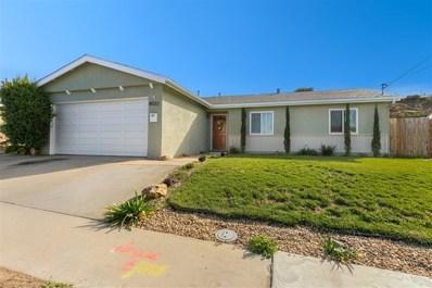 8033 Gribble St, San Diego, CA 92114 - #: 180063778