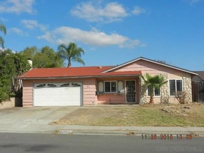 9847 Via Rita, Santee, CA 92071 - #: 180065156