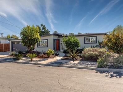 3601 Christine Street, San Diego, CA 92117 - #: 180065376