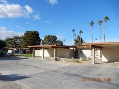 3139 E Club Cir UNIT 37, Borrego Springs, CA 92004 - #: 180065750