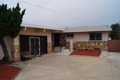1106 57Th St, San Diego, CA 92114 - #: 180067596
