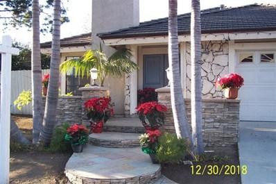 7595 Cadencia St, Carlsbad, CA 92009 - #: 180067754