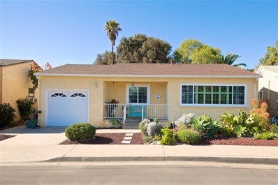 5164 Bocaw Place, San Diego, CA 92115 - #: 180067816