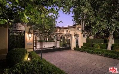 1244 MORAGA Drive, Los Angeles, CA 90049 - #: 18320568
