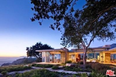 568 TORO CANYON PARK Road, Montecito, CA 93108 - #: 18320644