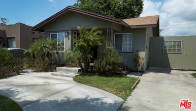 3909 E 58TH Street, Maywood, CA 90270 - #: 18336088