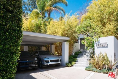 1577 N DOHENY Drive, Los Angeles, CA 90069 - #: 18343548
