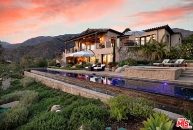 3077 HIDDEN VALLEY Lane, Santa Barbara, CA 93108 - #: 18344478