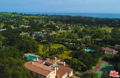 1895 E East Valley Road, Santa Barbara, CA 93108 - #: 18344540