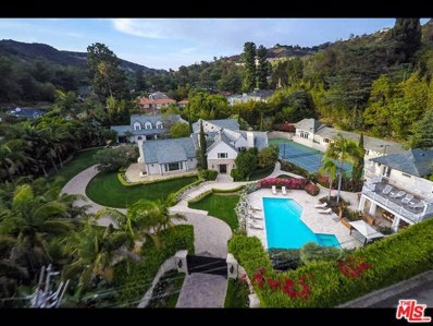 9555 HEATHER Road, Beverly Hills, CA 90210 - #: 18344588