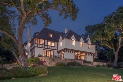 854 PARK Lane, Santa Barbara, CA 93108 - #: 18350154