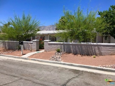 677 S MOUNTAIN VIEW Drive, Palm Springs, CA 92264 - #: 18352708PS