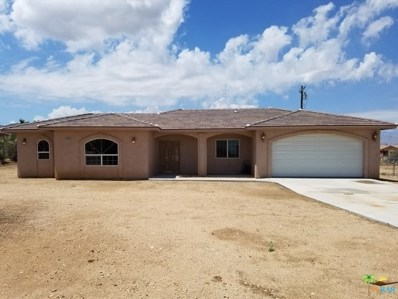 8574 SAN VICENTE Drive, Yucca Valley, CA 92284 - #: 18367562PS