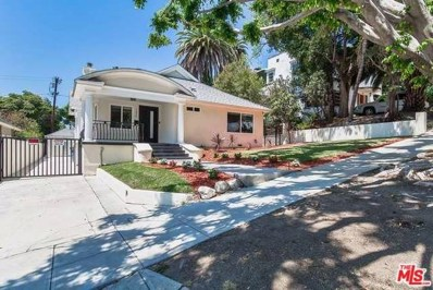 1925 N ST ANDREWS Place, Los Angeles, CA 90068 - #: 18375792