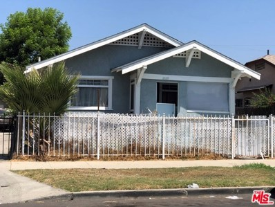 2029 W 41ST Place, Los Angeles, CA 90062 - #: 18376148