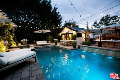 807 N MANSFIELD Avenue, Los Angeles, CA 90038 - #: 18376368