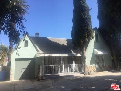 1310 S MANSFIELD Avenue, Los Angeles, CA 90019 - #: 18383238