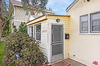 2425 20TH Street, Santa Monica, CA 90405 - #: 18385208