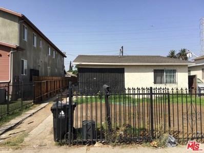 141 W 99TH Street, Los Angeles, CA 90003 - #: 18389676