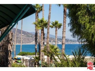 26668 SEAGULL Way UNIT D101, Malibu, CA 90265 - #: 18396442
