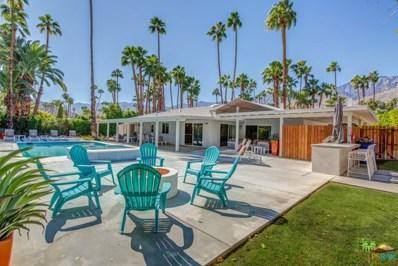 1220 S SAN MATEO Drive, Palm Springs, CA 92264 - #: 18397682PS