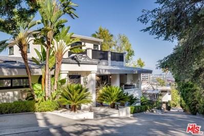 1153 SUNSET HILLS Road, Los Angeles, CA 90069 - #: 18400796