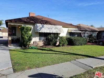 3317 W 81ST Street, Inglewood, CA 90305 - #: 18403862