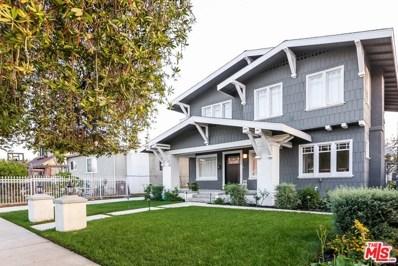 4536 LOMITA Street, Los Angeles, CA 90019 - #: 18406240