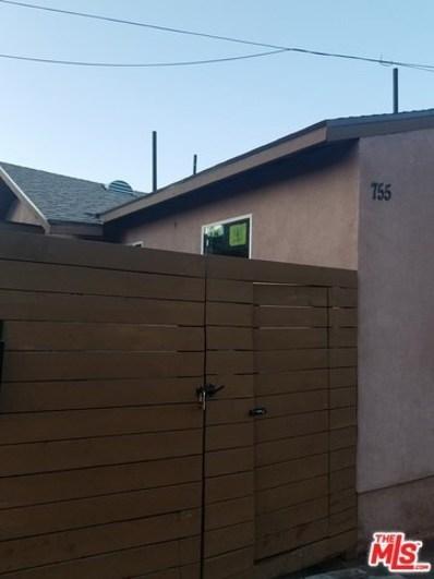 755 S MOTT Street, Los Angeles, CA 90023 - #: 18407454