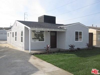 5030 W 132ND Street, Hawthorne, CA 90250 - #: 18410262