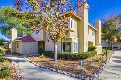 10706 Holly Meadows Dr UNIT D, Santee, CA 92071 - #: 190000941