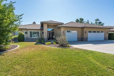 1260 Ledesma Lane, Ramona, CA 92065 - #: 190001125