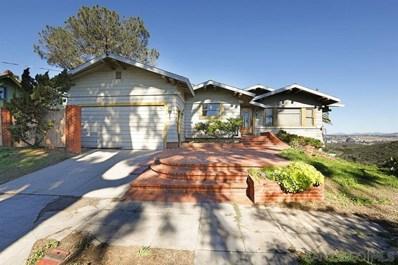 1004 W Montecito Way, San Diego, CA 92103 - #: 190002225