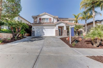 2557 Oak Springs Dr., Chula Vista, CA 91915 - #: 190002353
