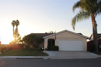 936 Desty St., San Diego, CA 92154 - #: 190002969