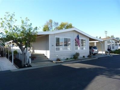 9255 N Magnolia Ave UNIT 29, Santee, CA 92071 - #: 190004952