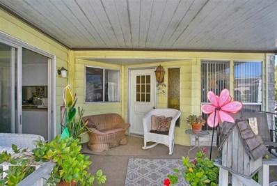 1195 N La Moree Rd Spc 126 UNIT 126, San Marcos, CA 92078 - #: 190005391