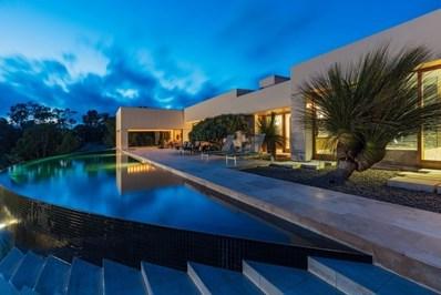16528 Los Barbos, Rancho Santa Fe, CA 92067 - #: 190005456